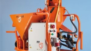 PFT G4 Smart Alçı Makinası