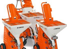 PFT G4 Standart Alçı Makinası