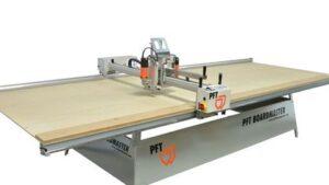 PFT Alçı Panel Kesme Makinası