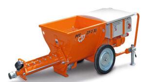 PFT ZP 3 XL Transfer Pompası